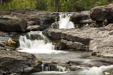 Sucker River Waterfall