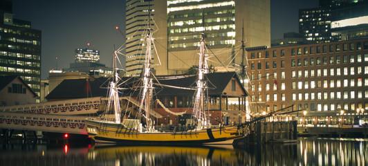 Boston Ship