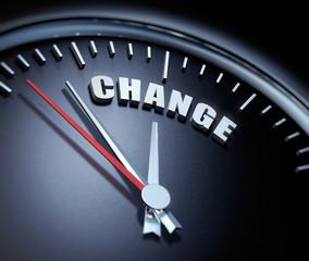 Uhr - Change