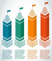 real-estate-of-multi-storey-building-skyscraper-buildings