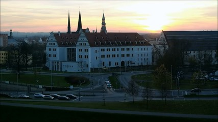 Close up Video Timelapse Zwickau 02