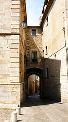 Barrio viejo de Girona