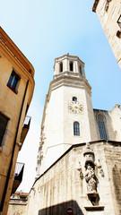 Torre de la catedral de Girona