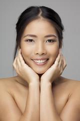 Beauty, asian woman