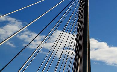 Bridge pylon