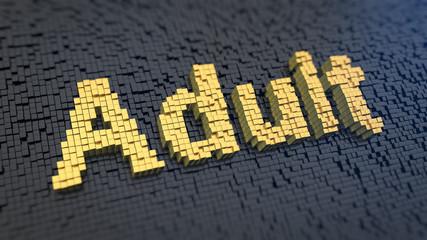 Adult cubics