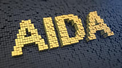 AIDA cubics