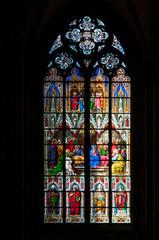 mosaikfenster an kölner dom