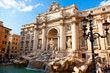 Trevi Fountain in Rome, Italy - 73584857