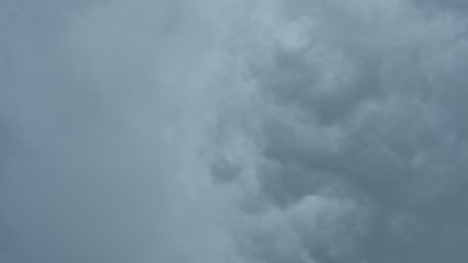 Stormy clouds / 5d / 50mm / Real time