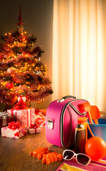 Christmas sun holidays