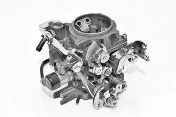 carburateur de voiture