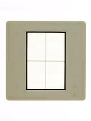blank slide frame
