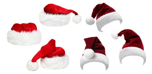 Weihnachtliche Mützen