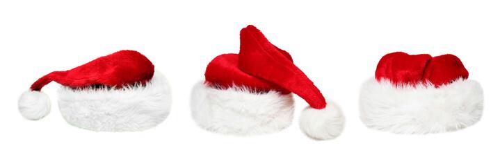 Weihnachtsmützen Set 4