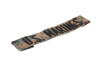 US MARINES uniform badge