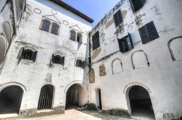 Ghana: Elmina Castle World Heritage Site, History of Slavery
