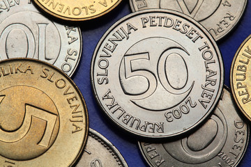 Coins of Slovenia