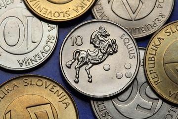 Coins of Slovenia