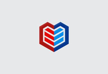 business construction logo