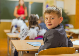 pupil in the class