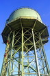 Wasserturm in DUISBURG-HOCHFELD am Rheinufer