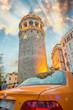 Beautiful Istanbul cityscape