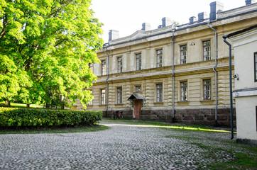 Haus auf Suomenlinna