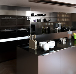 Luxury Kitchen Project (focus)