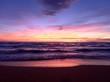 canvas print picture - Sonnenuntergang Mallorca
