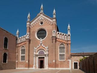 Church Madonna dell'Orto