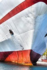 ship at the pier