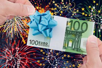 Feuerwerk - 100 Euro