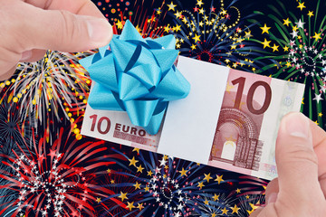 Feuerwerk - 10 Euro