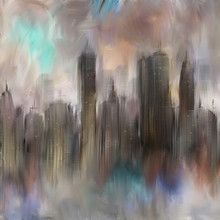 Fond ville - Concept