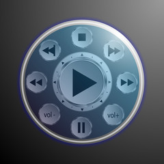button player