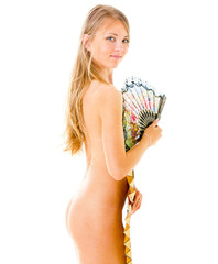 Shy Adult Nude
