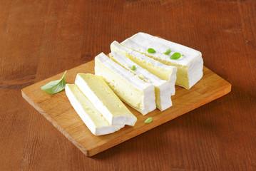 French cheese Carré de l'Est