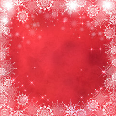 Christmas Abstract Textured Vector Background