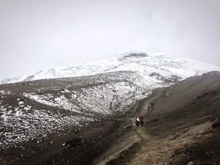 Volcan - Cotopaxi