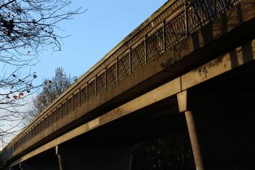Viaduct brug