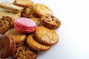 焼き菓子集合イメージ Baked goods set image