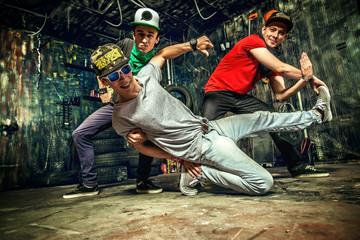cool dancers