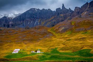 A small village close to Seydisfjordur