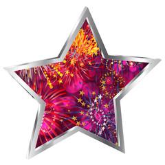 Feuerwerk - Stern