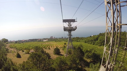 Cableway Crimea