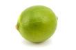 Ripe green lime