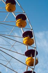 détail grande roue