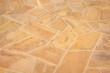 Sandstone floor texture background - 73619652
