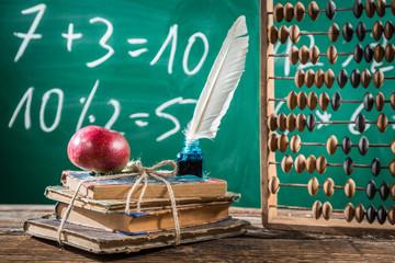 Mathematics classes in primary school